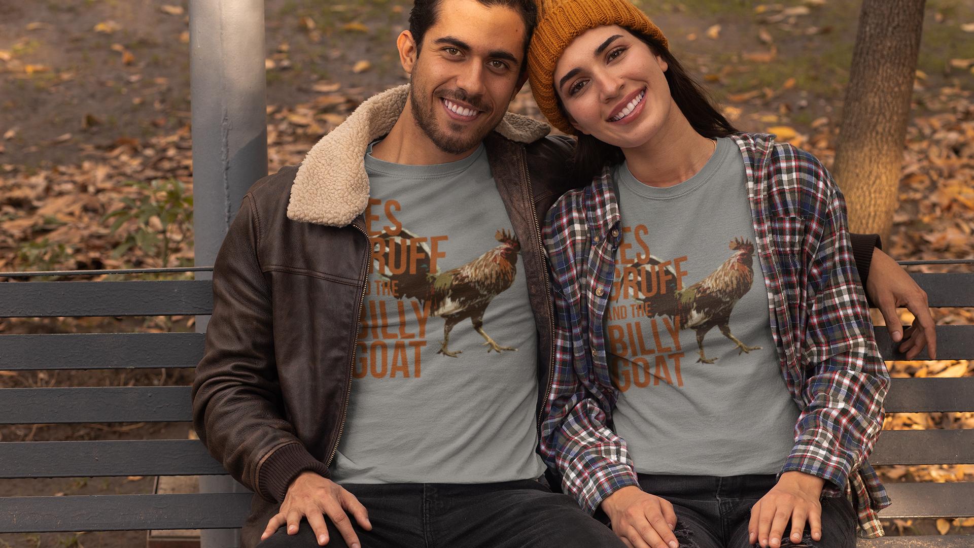 Les Gruff T-Shirt